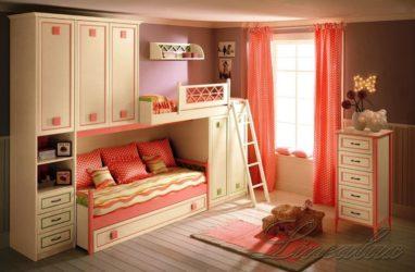 Чем покрыть детскую мебель?