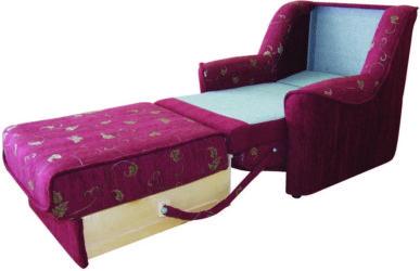 Как разбирается кресло кровать?