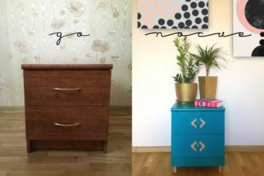 Можно ли покрасить мебель из ламинированного ДСП?